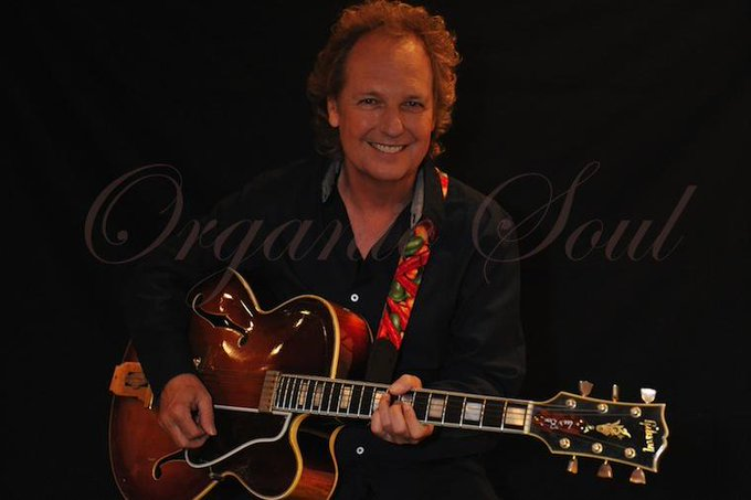 Happy Birthday from Organic Soul Jazz guitarist, Lee Ritenour is 63