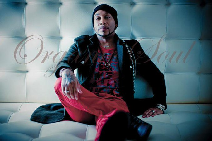 Happy Birthday from Organic Soul Singer and actor, Rahsaan Patterson is 41