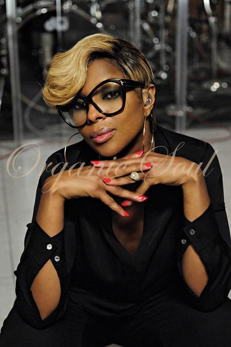 Happy Birthday from Organic Soul Singer-songwriter, Mary J. Blige is 44