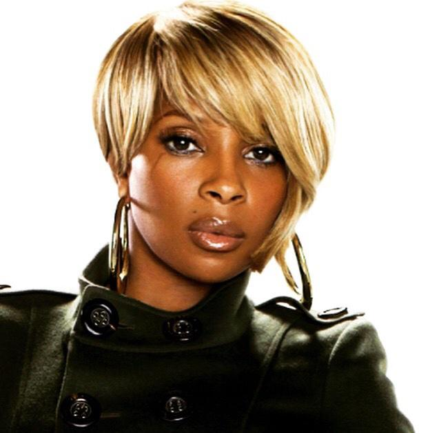 HAPPY BIRTHDAY TO THE QUEEN OF HIP-HOP SOUL Mary J. Blige