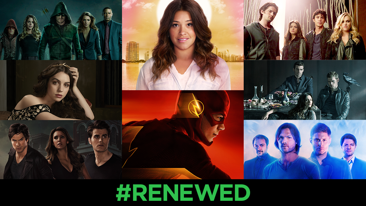 The CW is proud to announce that all of our fall shows have been #RENEWED for another season! http://t.co/MkSV2pKGHI