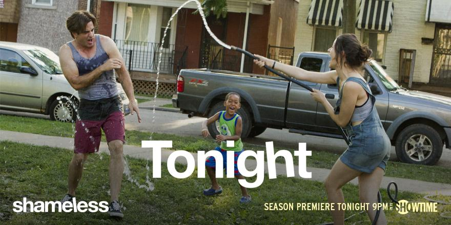 The South Side's getting rowdy tonight. Don't miss the season premiere of #Shameless at 9PM ET/PT on #Showtime! http://t.co/VIh3hGgEmQ