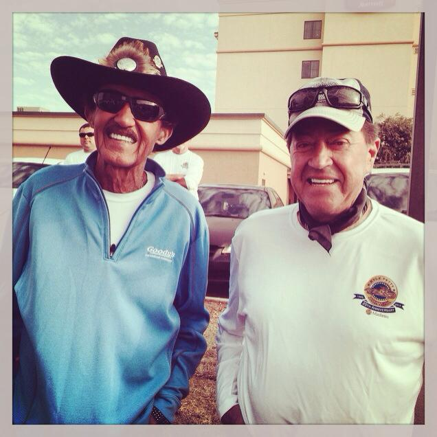Help me wish one of my good friends, retired driver & member Harry Gant a happy birthday!