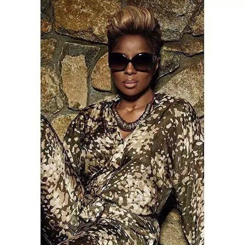 Happy Birthday Mary J. Blige!!!!!