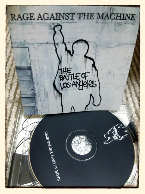 Happy Birthday!! Zack de la Rocha Rage Against The Machine - Guerrilla Radio: