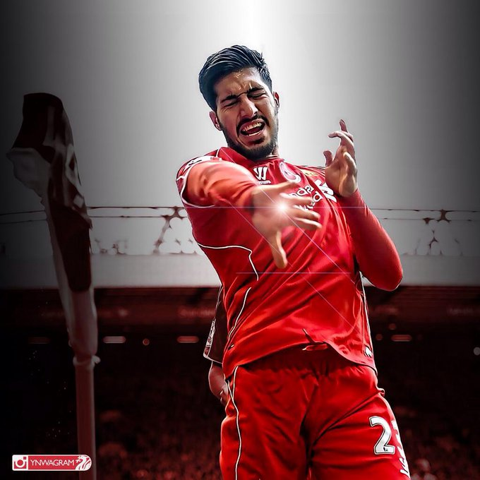 Happy birthday Emre Can big future ahead of you