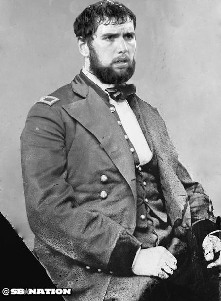 Dearest Gertrude, Gen. Manning's talents were underwhelming. We fight on.  Love, Gen. A. Luck http://t.co/kpTmjLYK4b http://t.co/70w7wIGXz2
