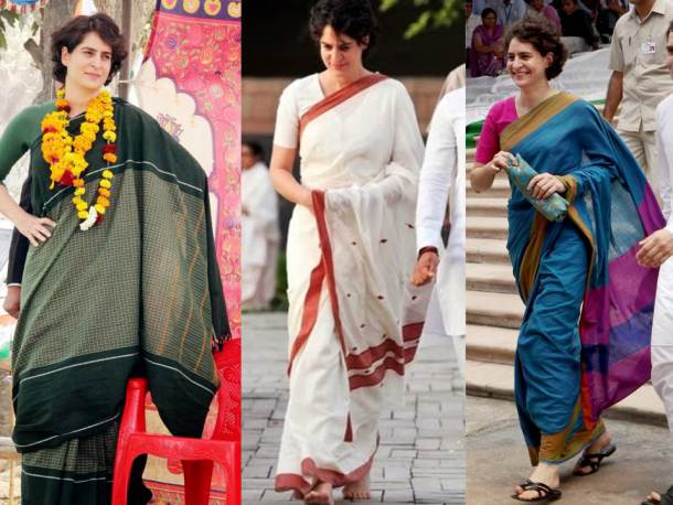 Happy Birthday wishes to Smt Priyanka Gandhi Vadra. May God bless you.