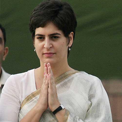 We wish Smt Priyanka Gandhi Vadra a very Happy Birthday today. May you be blessed!