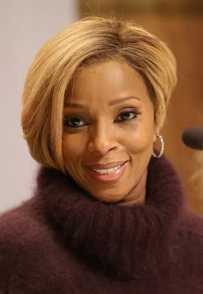 Happy Birthday too the queen Mary J Blige