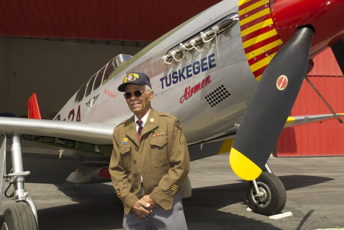 RIP Patriots.-> RT @NBCNews: Two Tuskegee airmen and friends die on the same day at 91 http://t.co/l9w4dEjeft http://t.co/cNI5C7eIRe