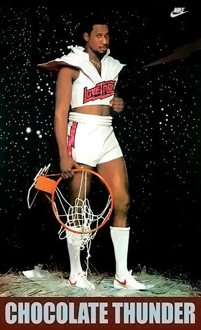 Happy Birthday to Darryl Dawkins aka Chocolate Thunder!