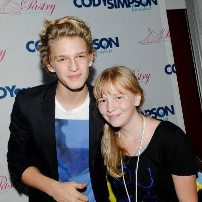 Happy 18th birthday Cody Robert Simpson. I love you and I hope you had a fantabulous day!