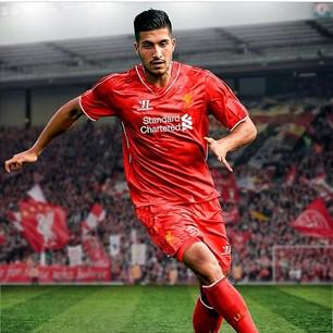 I would like to wish a Happy 21st Birthday to Emre Can, quickly become one of our most important players. YNWA