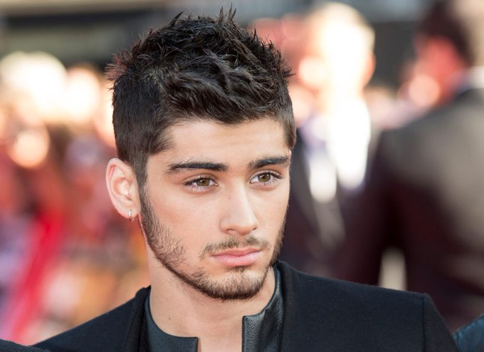 Happy Birthday Zayn Malik - born on this day in 1993.