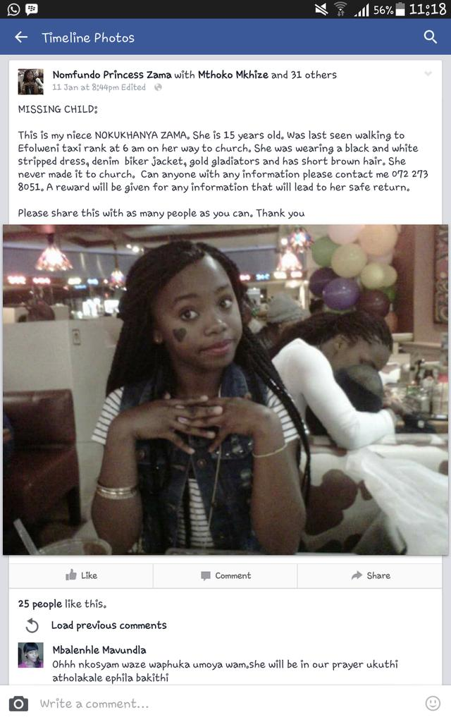 Change of number 0782227645/ 0722737051 RT @nosiey_: Please RT. #HelpFindNokukhanya http://t.co/BqlovQFWou