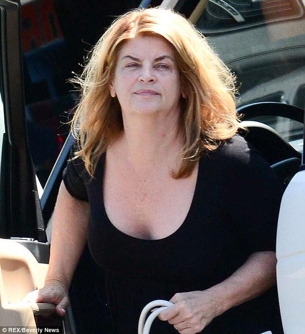 Happy Birthday to Kirstie Alley, who turns 64 today!