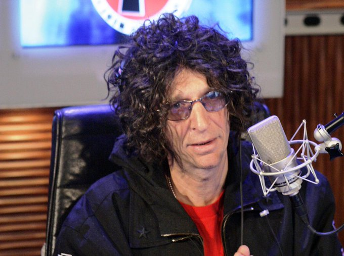 Happy Birthday to Howard Stern, who turns 61 today!