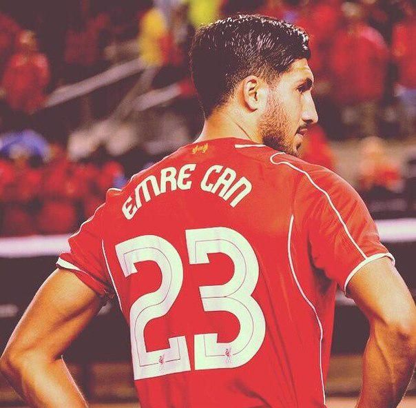 Happy Birthday,Emre Can.I hope you\ll stay with us for a long-long time and will play a big part in future