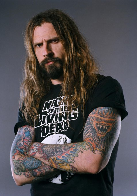 Happy Birthday to Rob Zombie, who turns 50 today!