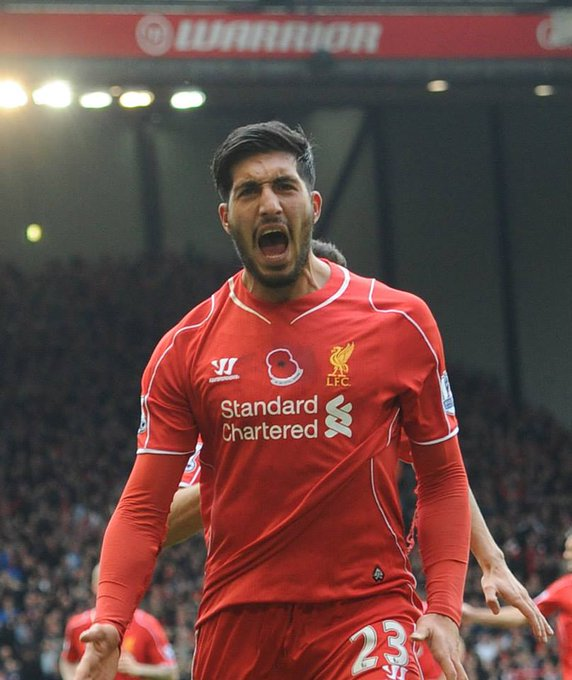 Happy birthday emre can may Allah bless you brother