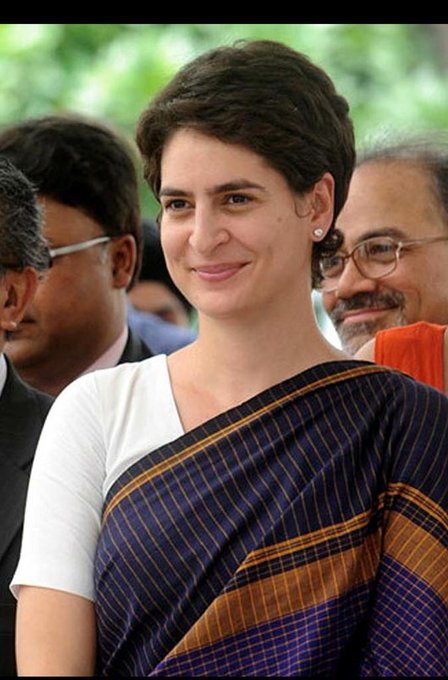 Wishing the Selfless,Charismatic Youth leader of the nation Priyanka Gandhi ji a very Happy Birthday.