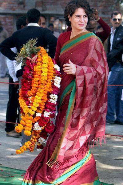 Wishing Priyanka Gandhi ji a very happy birthday..
