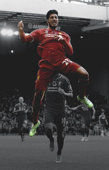 Happy Birthday to Emre Can.