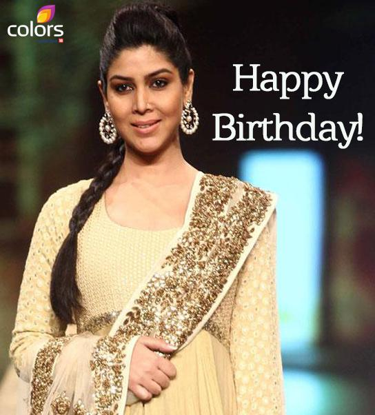 Wishing Sakshi Tanwar a very Happy Birthday!  message your wishes for her!