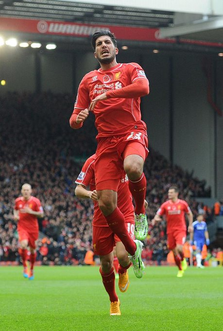 Happy 21st Birthday to Emre Can! The lad has got a big future ahead of him.