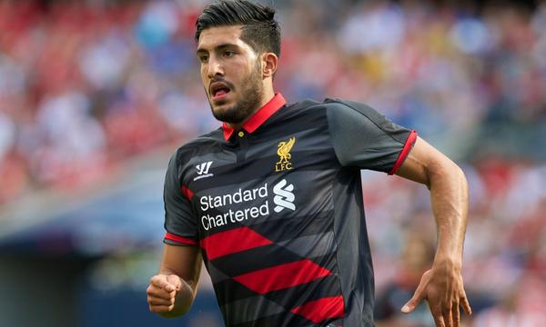 Happy 21st Birthday to Emre Can