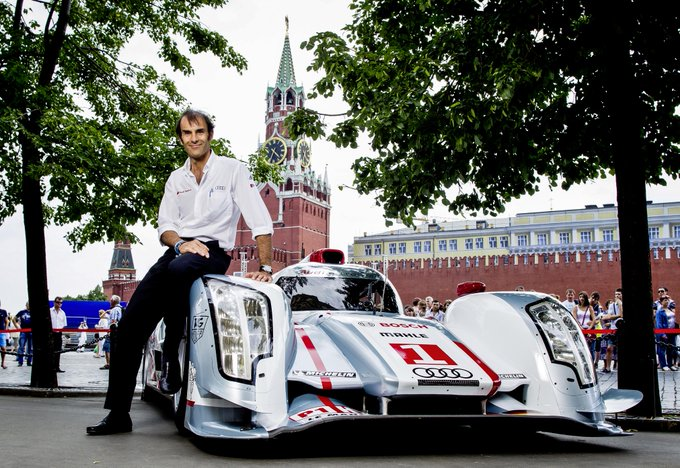 Happy Birthday Emanuele Pirro. The five-time Le Mans winner turns 53 today.