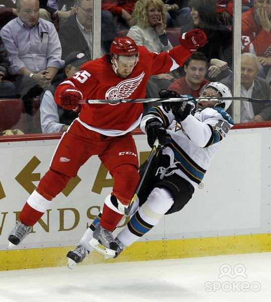Happy Birthday to Niklas Kronwall...one of the few players to have his highlight reel hits become an actual verb.