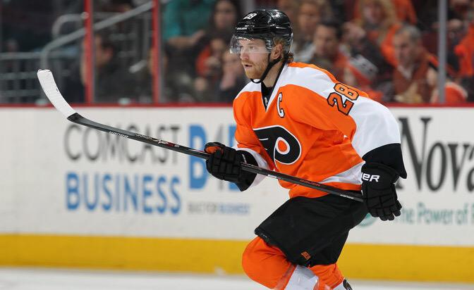 Joyeux 27e anniversaire / Happy 27th birthday Claude Giroux (