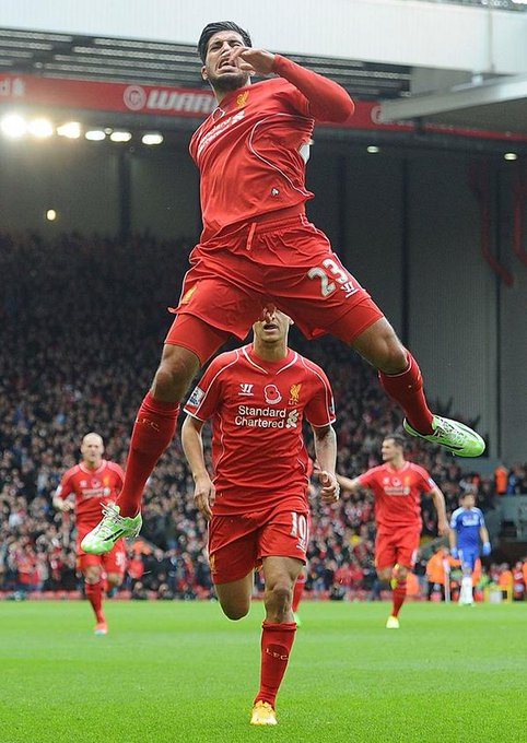 New center back LFC Happy birthday to Emre Can who turns 21 today! YNWA