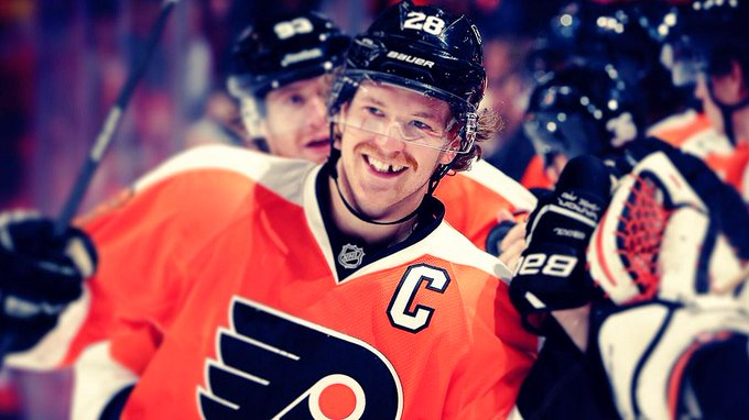 Join us in wishing Claude Giroux a very happy birthday!