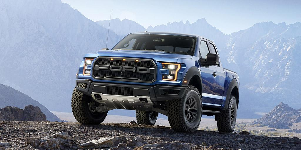 The all-new F-150 Raptor is Ford's ultimate high-performance off-road pickup. #FordNAIAS #FordPerformance http://t.co/0skJrHxJiy