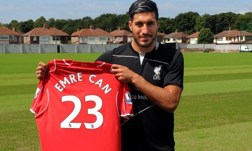 """ happy bday Emre Can wish u all the best \"""