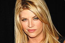 Happy Birthday today to actress Kirstie Alley.