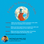 Corporate culture always revolves around gaining and developing various sets of skills.#MondayMuse @AbhijitBhaduri