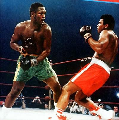 Happy birthday Smokin\Joe Frazier.