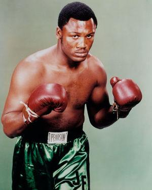 Happy Birthday to Smokin\ Joe Frazier! Thanks for all the great memories!
