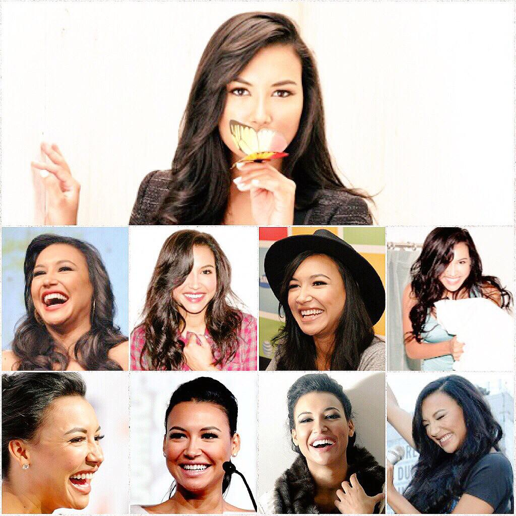 Happy 28th Birthday to the one and only, Naya Rivera. We all love and are so proud of you