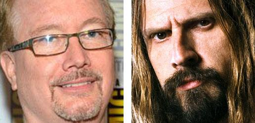 Happy 50th birthday wishes to musician Rob Zombie ( and TV writer/producer Rockne S. O\Bannon (