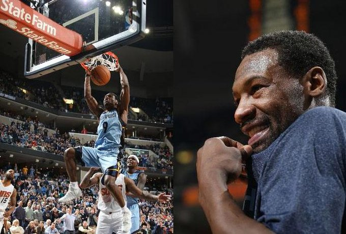 Happy Belated Birthday to Tony Allen ( who celebrated his bday yesterday  w/ a double OT victory