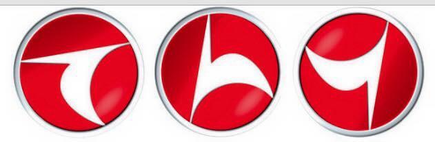 HostesBeyOğlum (@HostesBeyOglum): Logolarla şirket ismi yazabilen mükemmel havayolu T H Y
