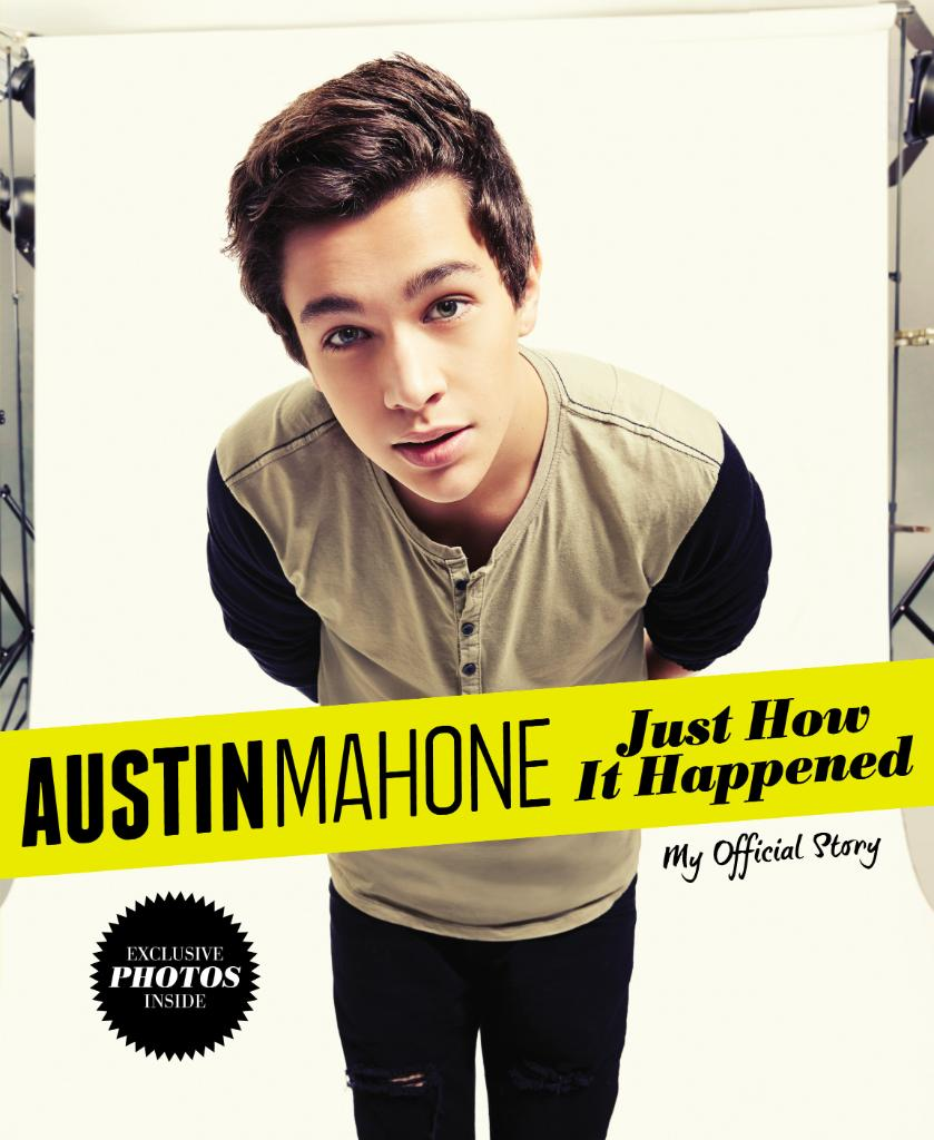 #Mahomies: what would you #AskAustin about his new book? We chat with @AustinMahone 1/13 at 3pm PT/6pm ET. http://t.co/xQ3WvmNoda