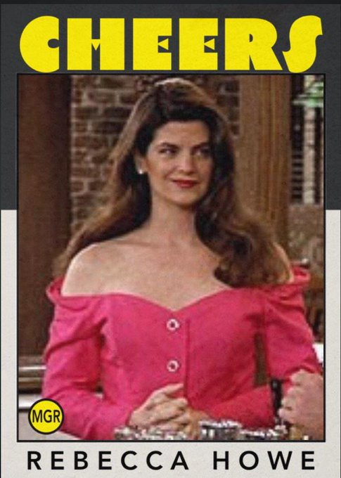 Happy 64th birthday to Kirstie Alley. Famous for Cheers. 2nd hottest Vulcan behind Kim Cattrall.