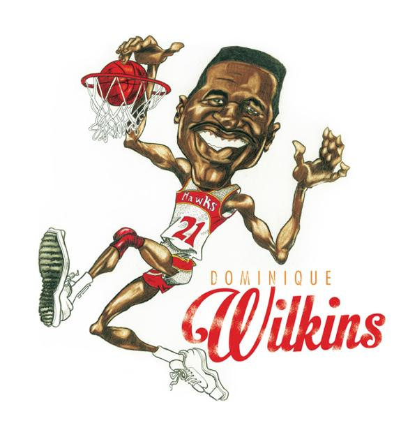 Sending Happy Birthday shout outs to Dominique Wilkins one of the greatest dunkers to have ever done it.