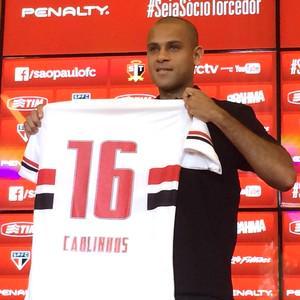 """Boa Carlinhos! """"O São Paulo não perdeu o Dudu, porque nunca o teve. Eu escolhi o SPFC. Cada um tem a sua escolha"""" http://t.co/ys5z5dyUli"""